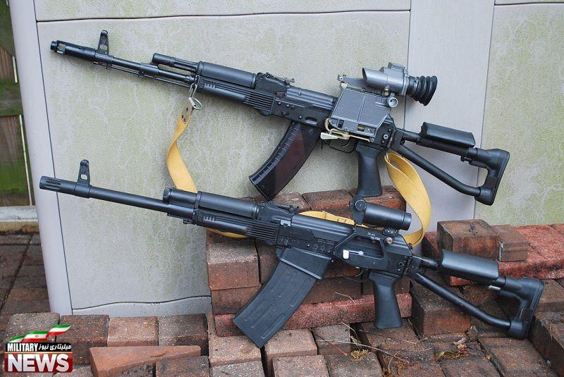 هند اسلحه ی AK-100 را تحت لیسانس روسیه تولید می کند