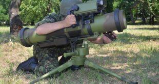 معرفی موشک ضد تانک Bumbar ساخت صربستان