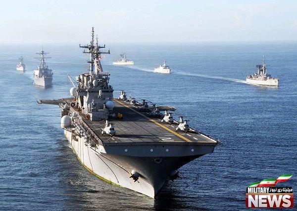 قویترین نیروی های دریایی جهان در سال ۲۰۱۶