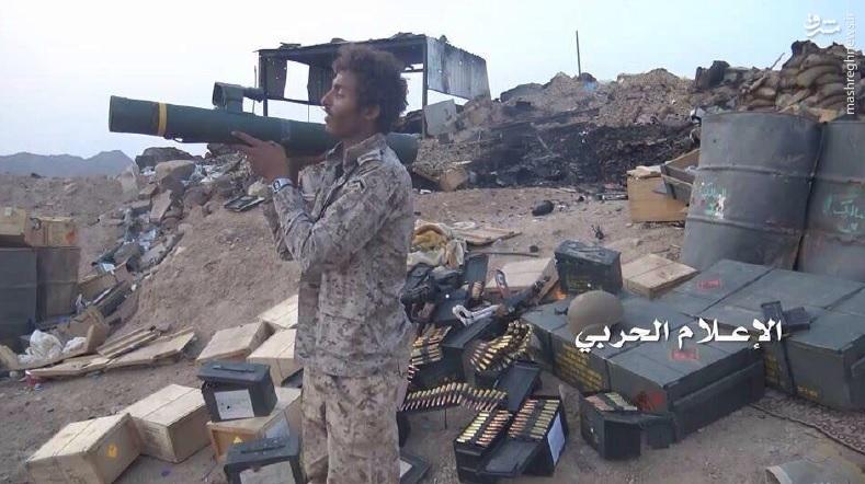 سلاح های اسپانیایی در دست یمنی ها+عکس