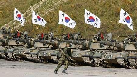 افزایش ۴ درصدی بودجه نظامی کره جنوبی