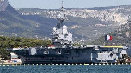 گسترش حضور نظامی فرانسه در آبهای خلیج فارس