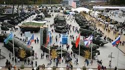 روسیه ۲ میلیارد دلار سلاح فروخت