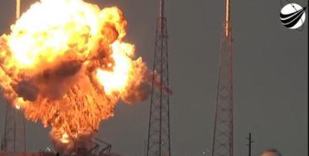 علت انفجار راکت فالکون ۹ فاش شد