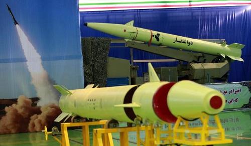 خط تولید موشک ذوالفقار افتتاح شد+عکس