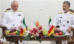 نیروی دریایی ایران به پایگاههای مهم دریایی در ایتالیا و سوریه دست مییابد