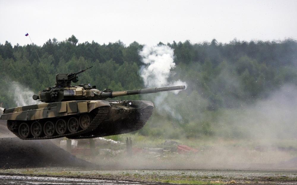 ویژگی های تانک T90 را با سرعت ۱۸۰۰۰ فریم بر ثانیه بهتر ببینید + ویدیو