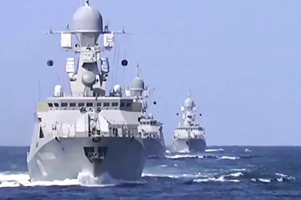 مشارکت چین در رزمایش دریای چین جنوبی