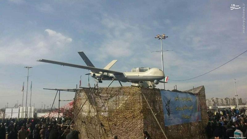 نگاهی به المپیک پهپادی سپاه در رزمایش امنیتی پیامبر اعظم(ص)