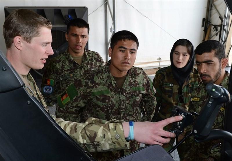 تسریع در روند آموزش نیروی هوایی افغانستان