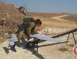 زنان ارتش اسراییل در تعقیب رهبران حماس