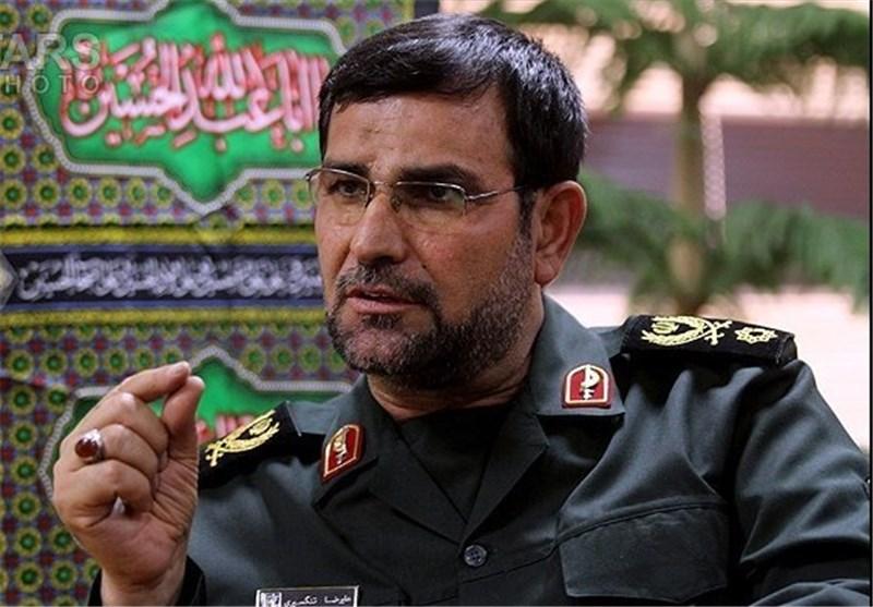 دریادار تنگسیری:حامیان داعش بدنبال ایجاد ناامنی در خلیج فارس بودند