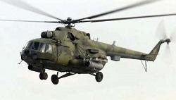 یک بالگرد نظامی اوکراین سرنگون شد