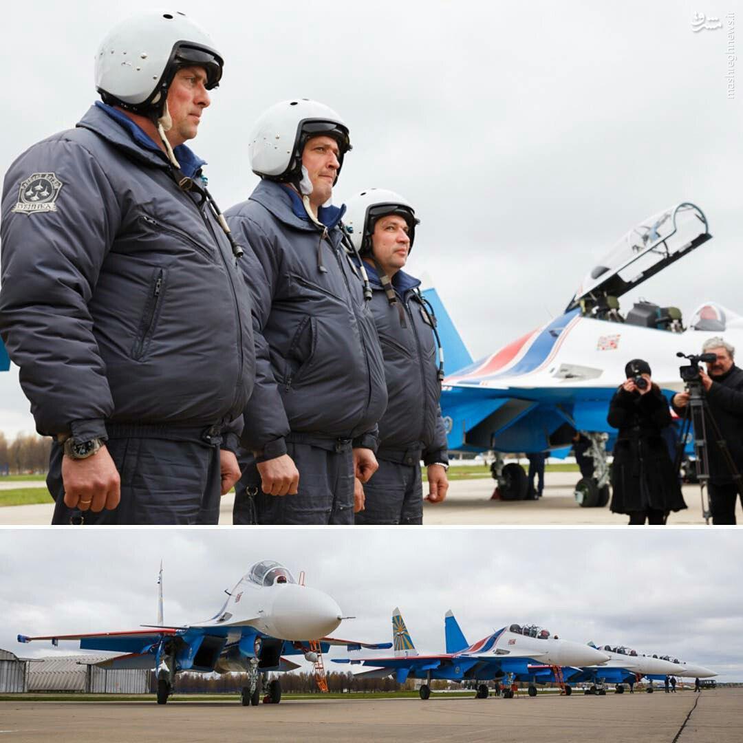 احتمال حضور جنگنده سوخو ۳۰ در نمایشگاه کیش+عکس