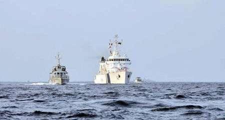 سیزدهمین رزمایش دریایی هند،سریلانکا و مالدیو آغاز شد