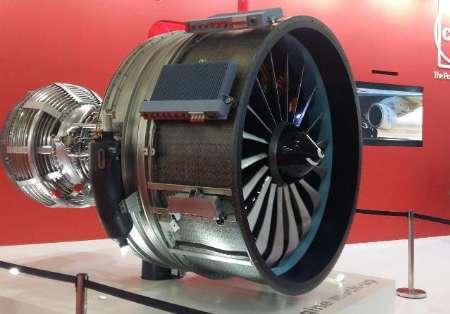 موتور جت صحنه رقابت جدید چین و غرب