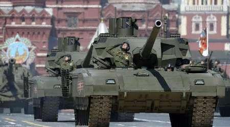 انگلستان نگران تانک جدید روسیه+عکس