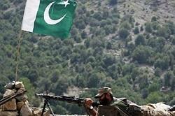 کشته شدن ۷ نظامی پاکستانی در درگیری با ارتش هند