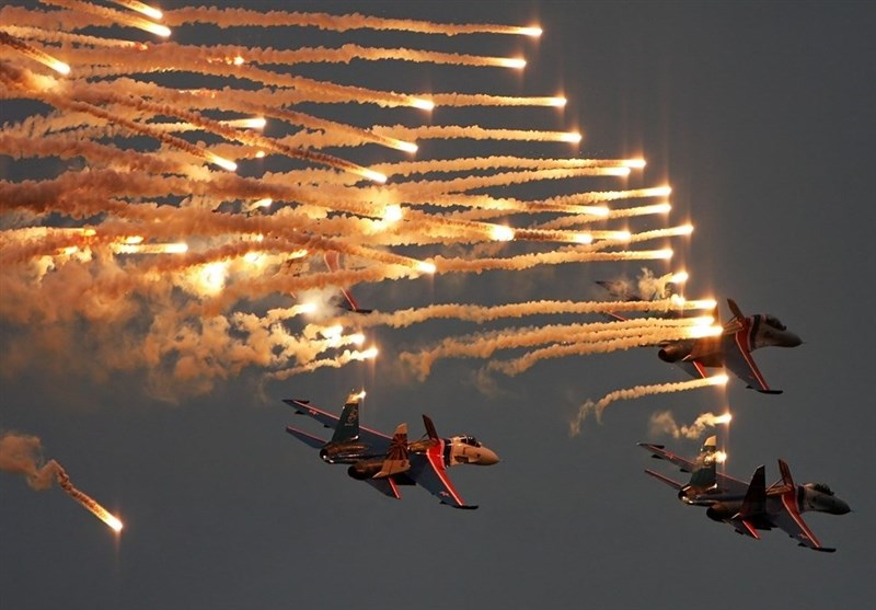 جنگندههای سوخو ۲۷ روسیه عازم ایران شدند