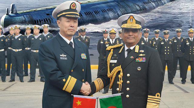 بنگلادش ۲ زیردریایی از چین خرید+عکس