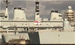 کاهش شدید تعداد شناورهای نظامی انگلستان