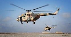 هند بالگردهای افغانی را تعمیر می کند