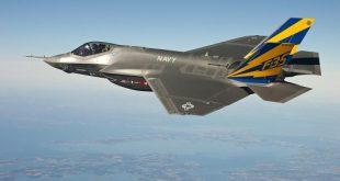 ترکیه سال ۲۰۱۸ اولین سری از جنگندههای F-35 را دریافت میکند