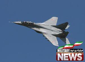 روسیه جنگنده میگ ۲۹ به ارمنستان اعزام میکند