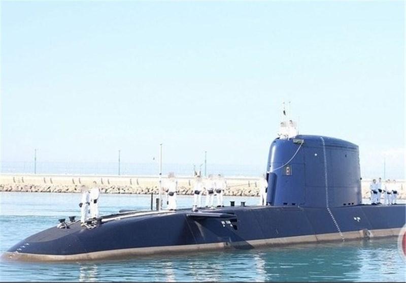زیردریایی دلفین در دکترین نظامی اسرائیل + تصاویر
