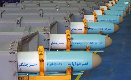 مشت جنگندههای ایرانی با «نصر» کامل شد؛ آشنایی با ۵ موشک کروز هوا به دریا +عکس