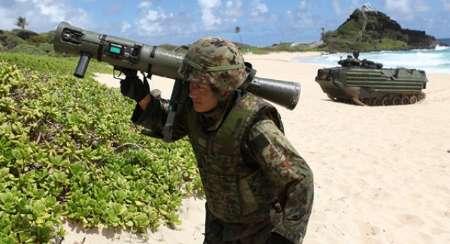افزایش ۴۶ میلیارد دلاری بودجه نظامی ژاپن