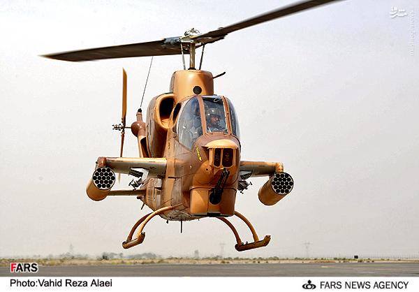 چنگال عقاب های ایرانی باز هم برّنده تر شد/ نصب موفق راکت های هدایت شونده روی جنگنده های ایرانی +عکس