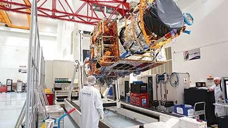 ماهواره جاسوسی ترکیه به فضا پرتاپ شد