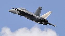 جنگنده اف ۱۸ آمریکایی در ژاپن سقوط کرد