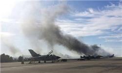 سقوط جنگنده «اف۱۶» ترکیه در جنوب شرق این کشور