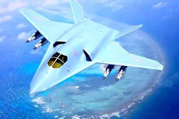 چین بمب افکن رادار گریز دوربُرد تولید می کند