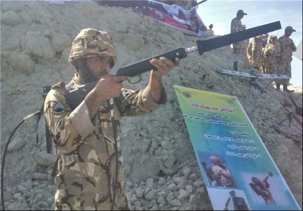 وجود نفرات زبده نگهداری و هدایت پهپاد در سپاه پاسداران/ ایران سلاح ضد پهپاد را ساخته است