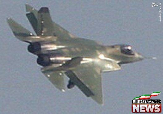 پرواز نمونه جدید جنگنده J-31 چینی+عکس