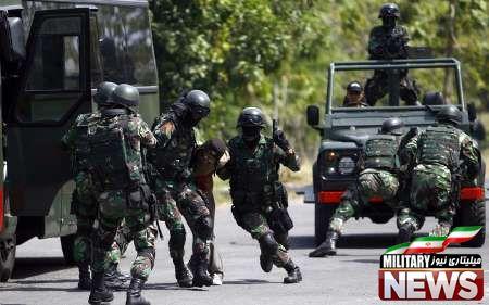 تعلیق همکاری های نظامی استرالیا و اندونزی