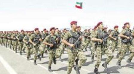 کویت هزاران نفر را به خدمت سربازی اعزام می کند