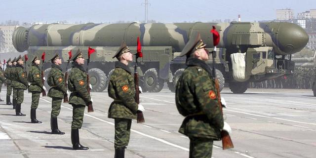 پرتاب ۳۰ هزار موشک و راکت توسط روسیه در ۲۰۱۶