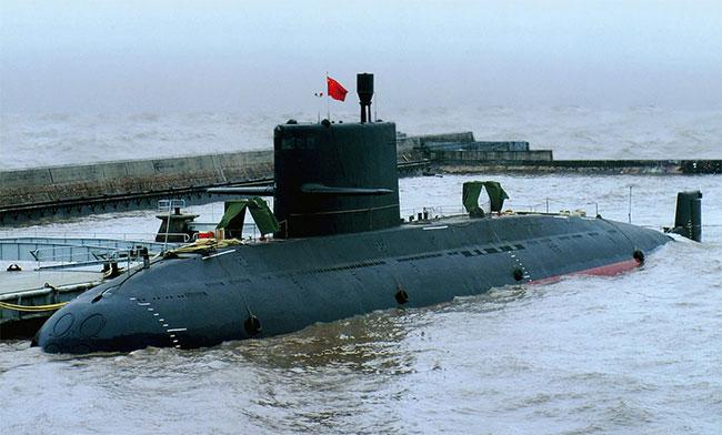 دولت تایلند خرید زیردریایی از چین را تایید کرد