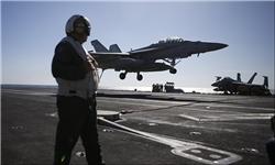 دو سوم جنگنده های نیروی دریایی آمریکا زمینگیر هستند