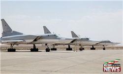 ادامه پرواز بمب افکن های روسی از آسمان ایران