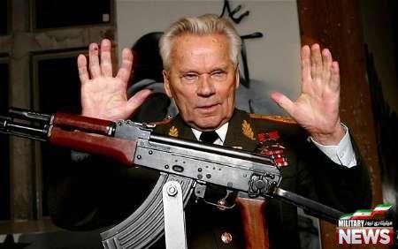 کلاشینکوف همچنان پرفروش است