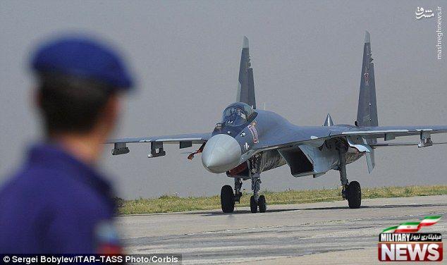 روسیه سوخو-35 به اندونزی می دهد+عکس