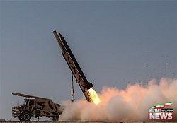 آغاز رزمایش نیروی زمینی سپاه با شلیک راکت هوشمند