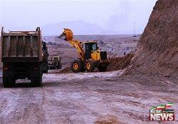 احداث ۶۲۶ کیلومتر جاده توسط سپاه در سیستان و بلوچستان
