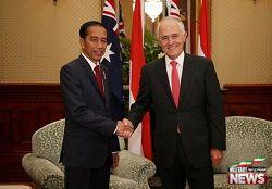 آشتی نظامی اندونزی و استرالیا