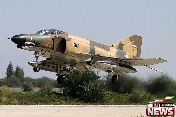 جنگنده های قدیمی ایران